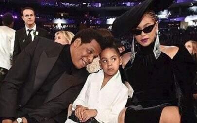 Blue Ivy, filha de Beyoncé e Jay-Z, é indicada ao Grammy aos 8 anos