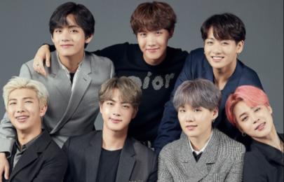 Revista TIME elege BTS como personalidade do ano no entretenimento