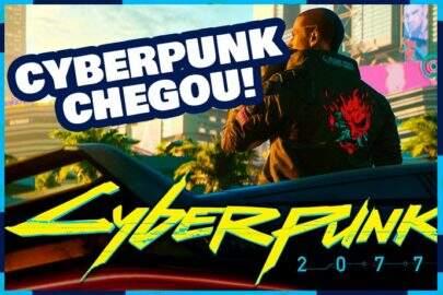 CHEGOU CYBERPUNK 2077
