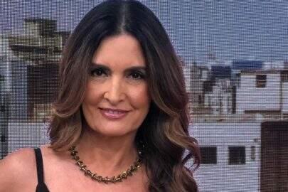 """Fátima Bernardes revela câncer de útero e tranquiliza fãs: """"Estou bem"""""""
