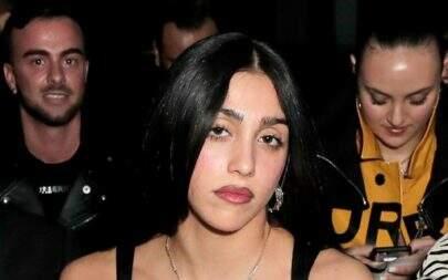 Filha da Madonna, Lourdes Leon é a estrela de campanha de lingerie e deixa web de queixo caído