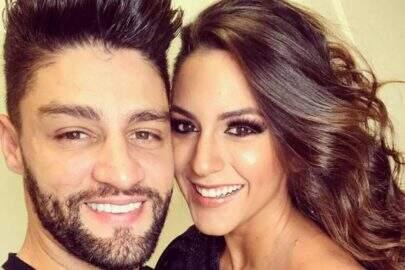 Munhoz, da dupla com Mariano, anuncia fim de casamento com Rhayssa Carvalho