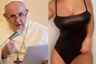 Conta do Papa Francisco no Instagram volta a curtir foto ousada de modelo