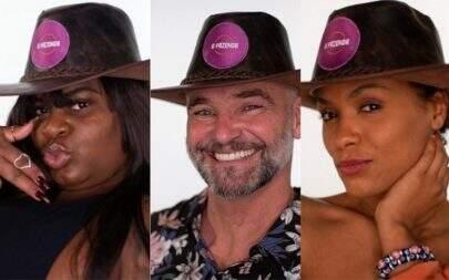 'A Fazenda': Jojo Todynho, Mateus Carrieri e Lidi Lisboa formam a roça