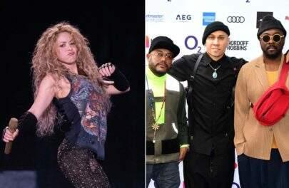 """Black Eyed Peas lançará clipe de """"Girl Like Me"""" com participação de Shakira"""