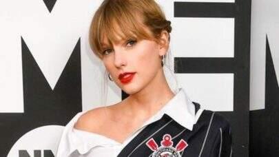 """Tabu da Taylor Swift"": Entenda por que o novo álbum da cantora alegrou a torcida do Corinthians"
