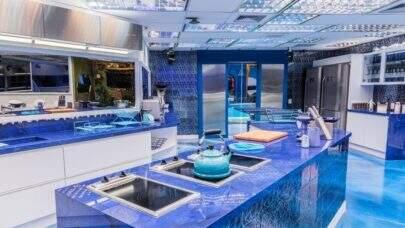Cozinhas dos grupos VIP e Xepa do BBB21 vão ficar no mesmo ambiente