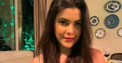 Ex-BBB Emilly Araújo é pedida em casamento na noite de Réveillon
