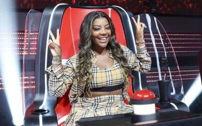 "Ludmilla aconselha participantes do 'The Voice +': ""Cantem como se estivessem no chuveiro"""
