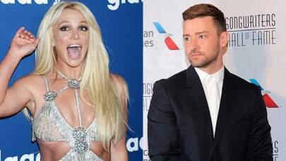 Britney Spears dança música antiga de Justin Timberlake, seu ex-namorado, e internet vai à loucura