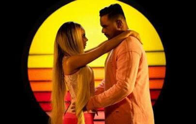 """Lexa e Bruno Cardoso interpretam um casal apaixonado no romântico clipe de """"Quase Lá"""""""