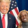 Rappers Lil Wayne e Kodak Black recebem indulto presidencial de Donald Trump