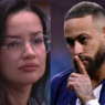 """BBB21: Neymar comenta cantadas de Juliette à Fiuk: """"Calmô!"""""""