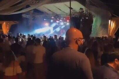 Perfil no Instagram viraliza ao denunciar festas com aglomeração e flagrar shows de artistas em plena pandemia