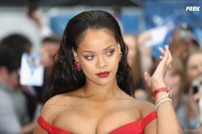 Rihanna mostra novo ensaio de lingerie e quebra a internet