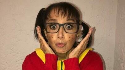 Intérprete de Chiquinha posta foto de biquíni e dá o que falar na web