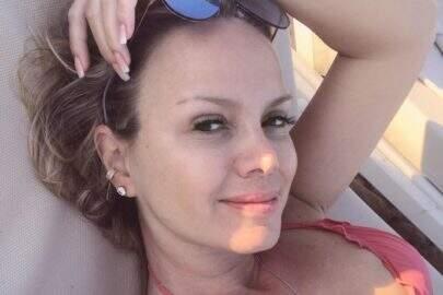 """Aos 47 anos, Eliana choca web ao exibir corpo sarado: """"Melhor versão de mim"""""""