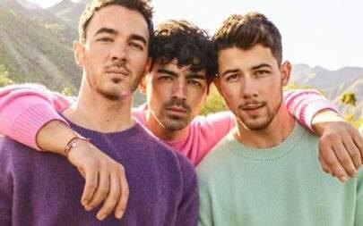 Jonas Brothers descartam planos futuros juntos e entram em hiato mais uma vez