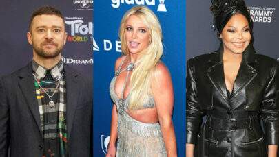 Após anos, Justin Timberlake pede desculpas a Britney Spears e Janet Jackson