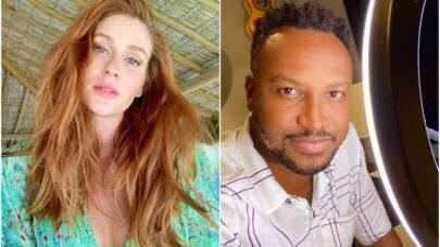 Marina Ruy Barbosa e Thiaguinho estão vivendo romance às escondidas, revela colunista