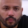 """BBB21: Após liderança de João, Projota teme ir ao paredão com Gilberto: """"Não quero ir com ele. Ué, vou mentir?"""""""