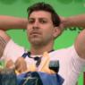 """BBB21: Caio critica Gilberto para Projota e muda discurso na frente do brother: """"Confia"""""""