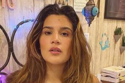 Filha de Flávia Alessandra ostenta corpo sarado de biquíni e dá o que falar