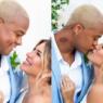 Léo Santana e Lorena Improta mostram detalhes do casamento e cerimônia encanta web