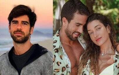 Marcos Pitombo irá a Justiça após boato de que teria caso com ex-marido de Gabriela Pugliesi