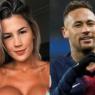 """Modelo Vanessa Vailatti afirma ter beijado Neymar e outras celebridades: """"Ficamos sim"""""""