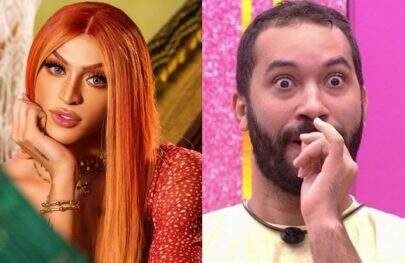 "BBB21: Pabllo Vittar faz campanha para Boninho deixar ela cantar no reality: ""Pro Gil"""