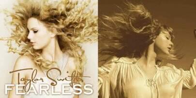 """Taylor Swift confirma relançamento do álbum """"Fearless"""" com músicas inéditas"""