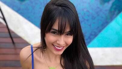 Juliana Caetano, do Bonde do Forró, divulga vídeo inusitado com emoji de mamadeira