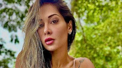 Mayra Cardi anuncia nova promoção com foto chamativa nas redes sociais