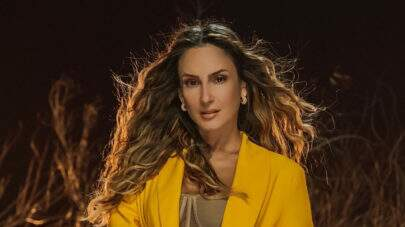 "Claudia Leitte mostra look arrasador para o The Voice: ""É hoje"""