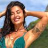 Com roupa de academia, Aline Riscado surpreende fãs ao mostrar foto em cenário paradisíaco