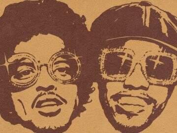 Bruno Mars e Anderson .Paak estreiam primeiro single como Silk Sonic; Confira!