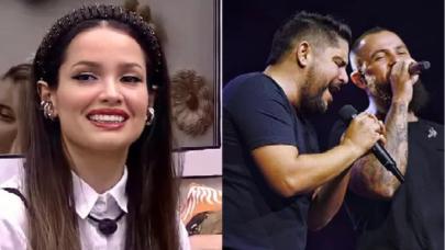 "BBB21: Dupla Jorge e Mateus publica vídeo de Juliette cantando hit: ""Canta muito!"""
