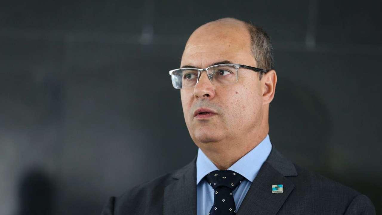 Wilson Witzel, governador afastado do Rio de Janeiro