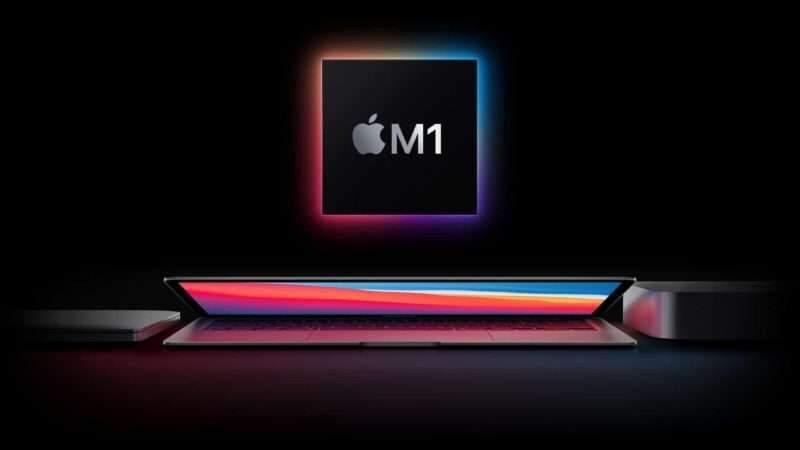 Chip M1, da Apple