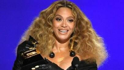 Beyoncé faz história e se torna a artista mais premiada da história do Grammy