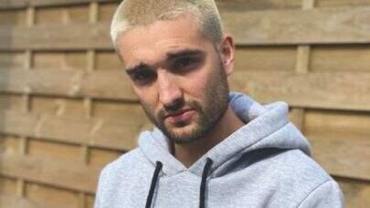 Tom Parker, ex-integrante do The Wanted, mostra foto do tratamento contra câncer cerebral