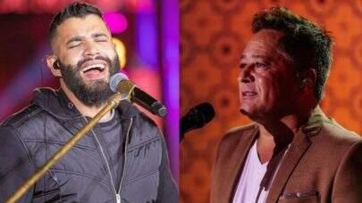 Gusttavo Lima anuncia live em parceria com o cantor Leonardo e agita web