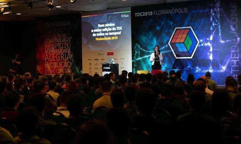 TDC, maior evento de Tecnologia