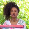 """BBB21: Lumena fala para Ana Maria Braga sobre sua trajetória no reality: """"Me perdi no meu corre"""""""