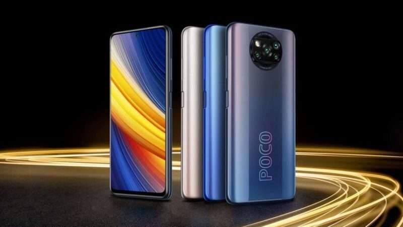 novos lançamentos da Xiaomi, Poco X3 Pro e Poco F3
