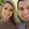 """Marido de Andressa Urach defende modelo de ataques de ódio: """"Pregam o amor"""""""