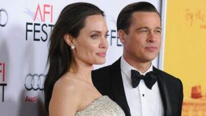 Angelina Jolie relata violência doméstica em processo de divórcio de Brad Pitt