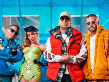 """Focada na carreira internacional, Anitta arrasa no clipe de """"Mi Niña Remix"""" em parceria com Maluma, Wisin e Myke Towers"""