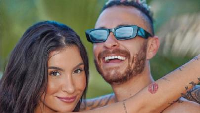 """Bianca Andrade e Fred se declaram e comemoram uma semana de vida do filho: """"Uma semana desse amor sem explicação"""""""